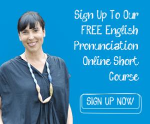 Free English Pronunciation Online Course
