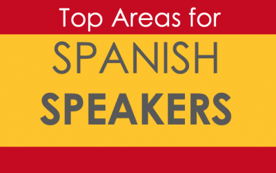 Top 3 Areas – English Pronunciation for Spanish Speakers