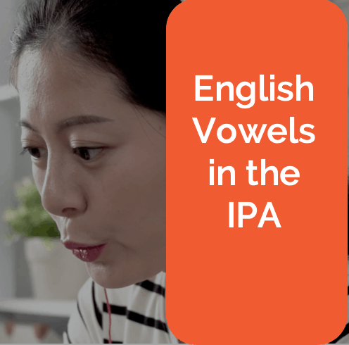 IPA English Vowel Sounds International Phonetic Alphabet Exercises