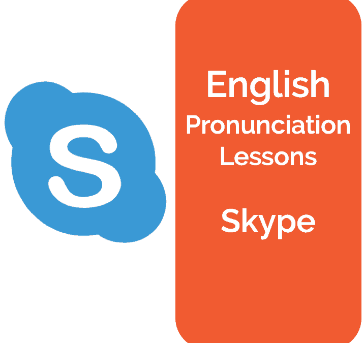 English Pronunciation Skype Phone Lessons